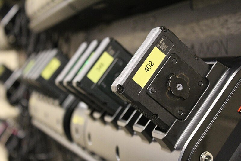 Police BodyCam Battery 3.7V Lithium Ion Battery 4000mAh LP695969